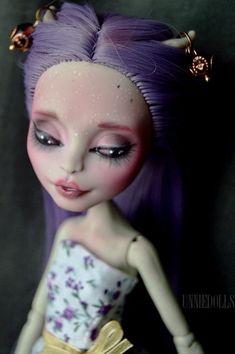 Fully customized Monster High - Rochelle Goyle by Katalin89 on DeviantArt