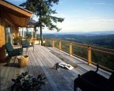 red cedar deck and railing things i can make pinterest cedar