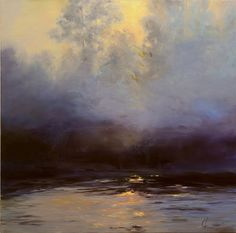 Chuck Larivey - 912 AIR- Oil - Painting entry - August 2014   BoldBrush…