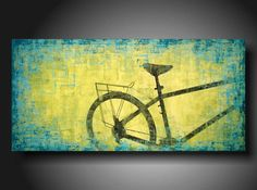 ORIGINAL+Contemporary+Fine+Art+Abstract++Painting+by+JMJARTSTUDIO,+$319.00