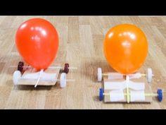 3 increíbles juegos caseros hechos con globos - PequeOcio