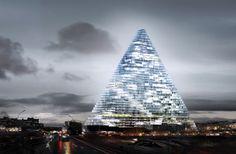 Le Projet Triangle by Herzog & de Meuron