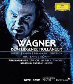 Wagner: Der Fliegende Holländer von Anja Kampe,Matti Salaminen,Bryn Terfel (201… in Musik, CDs | eBay!