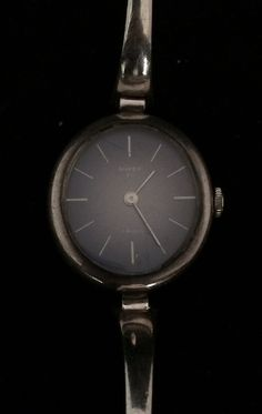 Catawiki online auction house: Zilveren vintage dames horloges van Anker