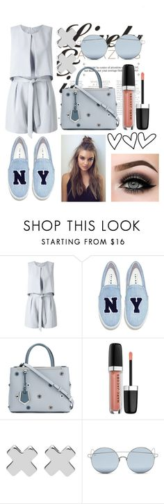 """Summer Jumpsuits😎😍"" by giannaewing ❤ liked on Polyvore featuring Miss Selfridge, Joshua's, ASAP, Fendi, Marc Jacobs, Witchery, For Art's Sake and jumpsuits"