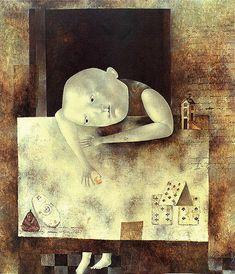Наивная живопись Светланы Румак. Изображение № 37.