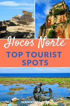 Ilocos Norte in the Philippines is one of the best places to visit for a heritage tour, and a beach getaway. Philippines Destinations, Philippines Travel Guide, Travel Destinations, Asia Travel, Japan Travel, Wanderlust Travel, Travel Info, Travel Tips, Beautiful Places To Travel