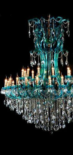 and other glass treasures Chandelier Bougie, Murano Chandelier, Chandelier Lighting, Crystal Chandeliers, Luxury Chandelier, Loft Lighting, Lamp Light, Light Up, Beautiful Lights