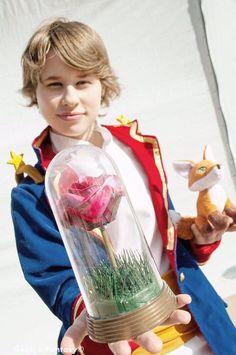 Cosplay de Pequeno Príncipe | Císara Clebe | Geek & Fantasy