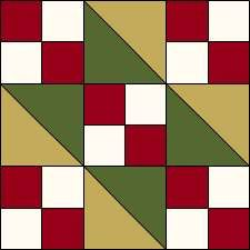 Browse a Selection of Free 10-Inch Patchwork Quilt Block Patterns : 4 quilt block patterns - Adamdwight.com