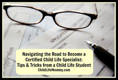 Currently thechild life field is flooded with students and they are doing everything they can to complete school, land an internship and pass the certification exam. With so…