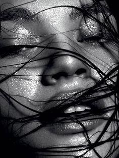 Model Tara Lynn of IMG Models is featured in the brand new magazine calledDocument Journal