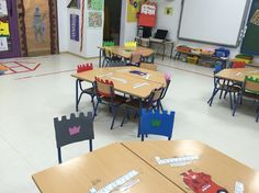 Poker Table, Kindergarten, Medieval Castle, Preschool Crafts, Crochet Animals, Middle Ages, Dragons, Time Travel, Gaming