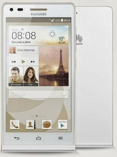 At the MWC 2014, the Huawei Ascend P7 mini was officially unveiled at the weekend, here is now the hands-on video of this model