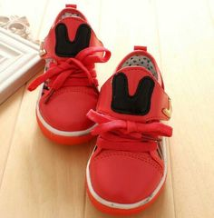 Idr 100k Bunny red shoes