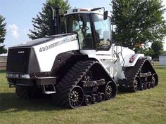 CASE IH STIEGER 480 in white!!!!