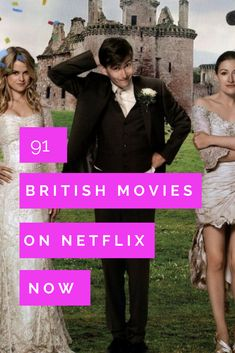 There are currently more than 90 British movies streaming on Netflix, but they're not always easy to find and browse. This list gives you 91 British movies currently streaming on Netflix, each with a brief description for easy browsing. Movies On Netflix Now, Netflix Dramas, Netflix Uk, Netflix Streaming, Movies And Tv Shows, Geek Movies, Movie Info, Movie List, Movie Tv