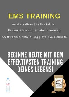 Das effektivste Training Cellulite, Ems, Metabolism, Life