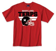 #Maryland #Football comes in grey too! at 7417 Baltimore Ave College Park, MD 20740 only $10.99 University Of Maryland, Baltimore, College, Football, Park, Grey, Mens Tops, Stuff To Buy, Hs Football
