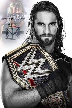 Gods last gift to pro wrestling Seth Freakin Rollins, Seth Rollins, Best Wrestlers, Men's Wrestling, Burn It Down, Wwe World, Wwe Champions, Royal Rumble, Now And Forever