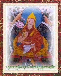 1391 : La Dalaï-lama, version 1