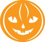 One Color Vinyl Cut Out Round Pumpkin Face Sticker. Our Round Pumpkin Face stickers are very easy to apply and are designed specifically for outdoor use. Buy your Round Pumpkin Face Sticker from Car Stickers! Face Stickers, Pumpkin Faces, Halloween Stickers, One Color, How To Apply, Design, Design Comics