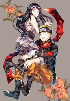naruhina-subarashi: NaruHina ♥ The Last Naruto The Movie By: 氷菜&火ノ❆2日目キ‐51b