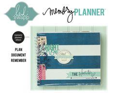 Heidi Swapp - Memory planner