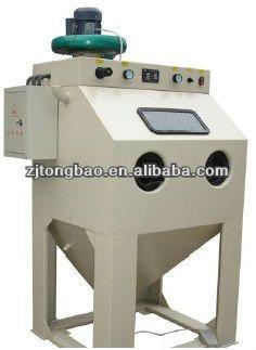 Wet Sand Blast Cabinet Sandblasting Machine Water Used Sandblasting