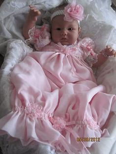 Oh, I need one of these baby dolls!