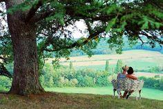 trwajmy.: My Personal Diary - FRANCJA CZ. 2 My Personal Diary, Personal Style, Outdoor Furniture, Outdoor Decor, Park, Plants, Travel, Viajes, Parks