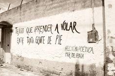Accion poetica Mar del Plata