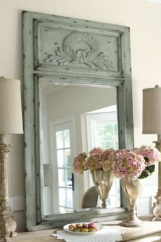Laurel Trumeau Mirror from Soft Surroundings