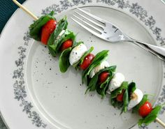 Salad on a stick by Not Enough Thyme (636) 235-6094