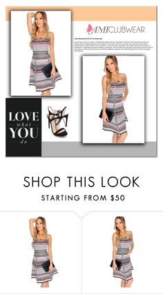 """""""Amiclubwear 1"""" by followme734 ❤ liked on Polyvore featuring amiclubwear"""