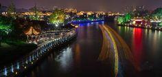 Globallshare | Make the Most of World Suzhou, World, China, Nocturne, Places, The World, Porcelain