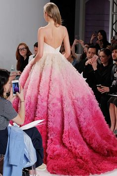 15 Drool-Worthy Dresses from Bridal Fashion Week via @PureWow