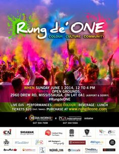 Rung De' ONE Festival of Colour June 1 - TorontoDance.com