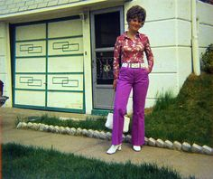 Mom, 1972 by xnedski, via Flickr