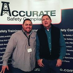 """Shout out  to Gary Davis  for sharing his #Testimonial at the Contractor Safety Meeting is Clarksburg West Virginia! """"Gary fell 150 feet and lived to talk about it."""" What an incredible story from a real life  incident.  If you need a Safety #Speaker for an event of any size then contact @accuratesafetyco now"""