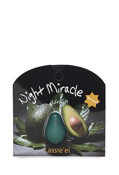 Night Miracle Avocado Sleep Mask | FOREVER21 - 1000053436