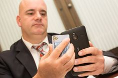This is the NYPD's official crime-fighting phone     - CNET #news #trends