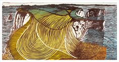 Liz Somerville Printmaking, Animal Print Rug, Lino Cuts, Lino Prints, Devon, Cabins, Rooms, Painting, Artists