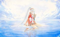 Lailah (Tales of Zestiria) Image - Zerochan Anime Image Board Manhwa, Tales Of Berseria, Tales Of Zestiria, Tales Series, Anime Warrior, Pretty Drawings, Anime Life, Anime Artwork, Hatsune Miku