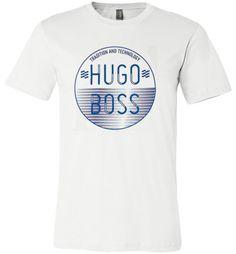 Amazing HUGO boss logo Unisex T-Shirt 9dd903b751d