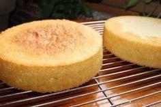Vanilla Sponge Cake Recipe