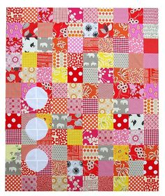 red pepper quilts | Red Pepper Quilts, 3 circle surprise