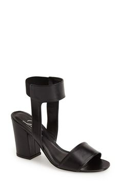 Delman 'Abbie' High Sandal available at #Nordstrom