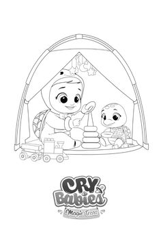 Cry Baby, Girl Doll Clothes, Doll Clothes Patterns, Disney Princess Toys, Baby Coloring Pages, Shark Party, Christening, Party Themes, Crying
