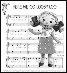 Here we go Looby Lou